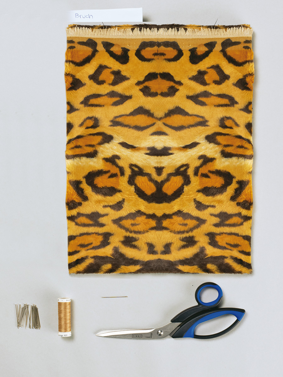 Animalprint Loopschal nähen | Easy Step-by-Step: Näh- und ...