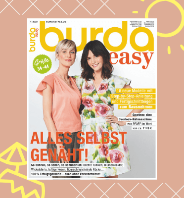 burda easy Magazin