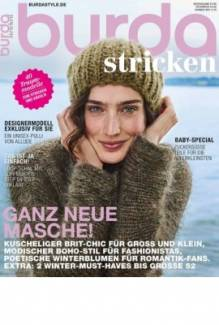 burda stricken 2017 im Shop bestellen