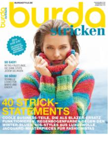 burda stricken 2016 im Shop bestellen